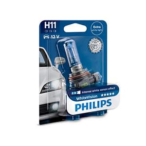 WhiteVision koplamp auto