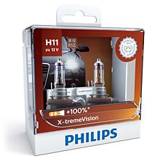 12362XVS2 -   X-tremeVision Headlight bulb
