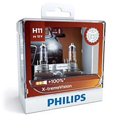 12362XVSM X-tremeVision Headlight bulb