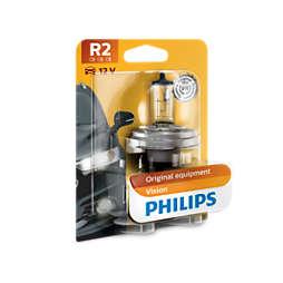 Standard ampoule de phare automobile