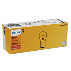 12498CP Vision Стандартные лампы для салона и сигнальные лампы