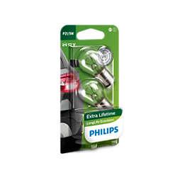 LongLife EcoVision Стандартные лампы для салона и сигнальные лампы