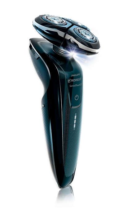 SensoTouch 3D – Den ultimata rakningsupplevelsen