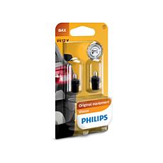 12598B2 -   Vision Стандартные лампы для салона и сигнальные лампы