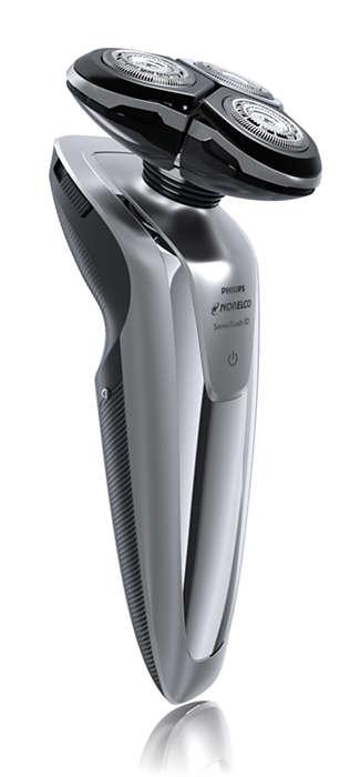 SensoTouch 3D - La última experiencia en afeitado