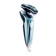 1260X/45 - Philips Norelco SensoTouch 3D afeitadora eléctrica para uso en húmedo y seco