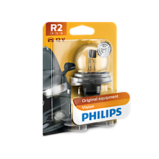 12620B1 Standard car headlight bulb