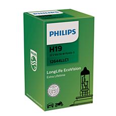 12644LLC1 LongLife EcoVision car headlight bulb