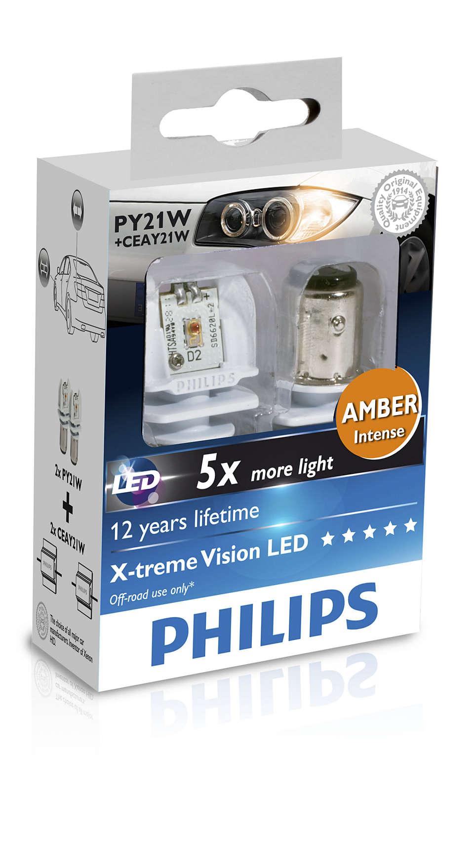 Bättre ljus och snyggare design