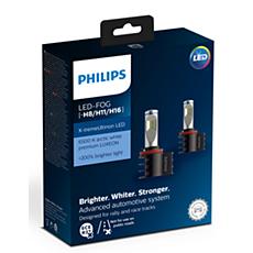 12794UNIX2 X-tremeUltinon LED car fog light bulb