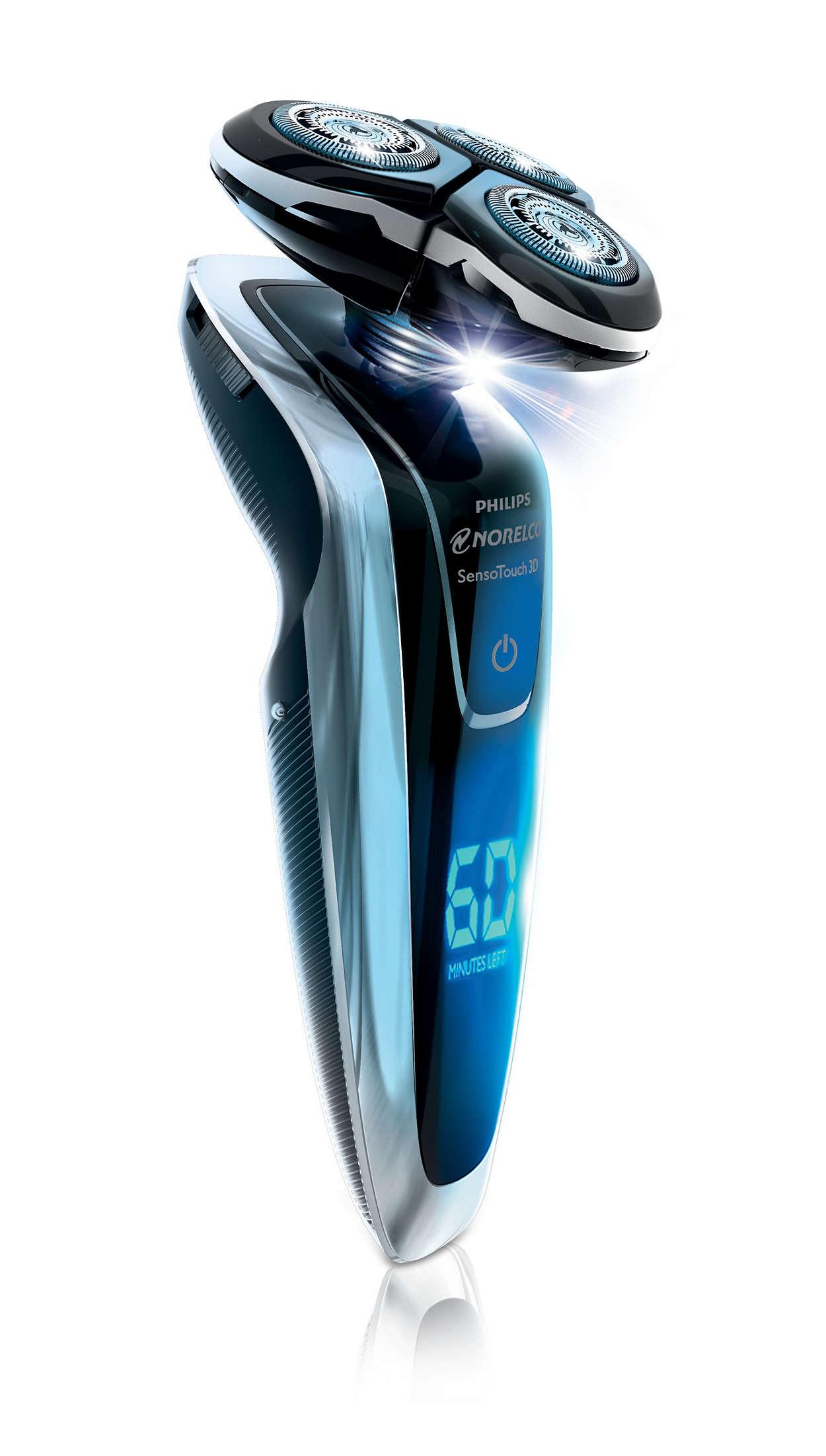 SensoTouch3D - Notre meilleur rasage à ce jour
