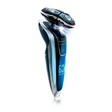 1280X/45 Philips Norelco Shaver 8900 Wet & dry electric shaver, Series 8000