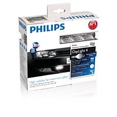 12820WLEDX1 -   LED Daytime lights Luz diurna de 4 LED