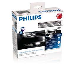 LED Daytime lights DayLight 4