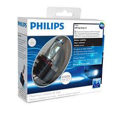 X-tremeUltinon LED foco de luz antineblina para automóvil