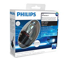 12834UNIX2 X-tremeUltinon LED lâmpada para faróis automotivos para neblina