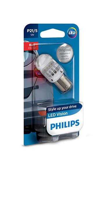 Modernize o seu automóvel com LED