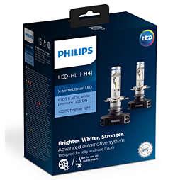 X-tremeUltinon LED Lampe pour éclairage avant