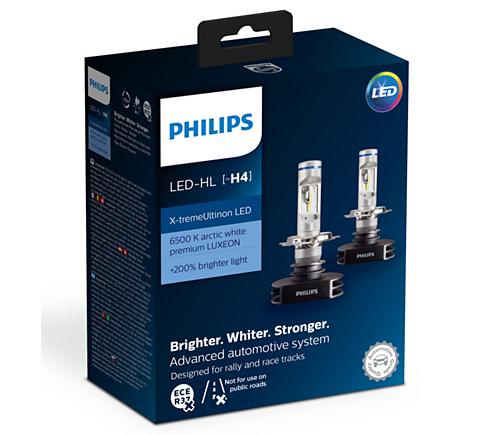 X Tremeultinon 12901hpx2Philips Pour Lampe Avant Éclairage Led gYv7bfy6