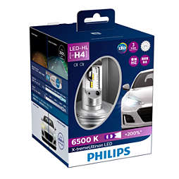 X-tremeUltinon LED ヘッドランプ用バルブ