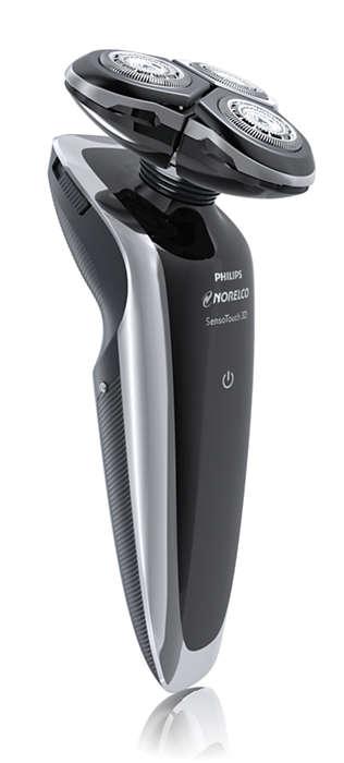 SensoTouch 3D - vores ultimative shaver