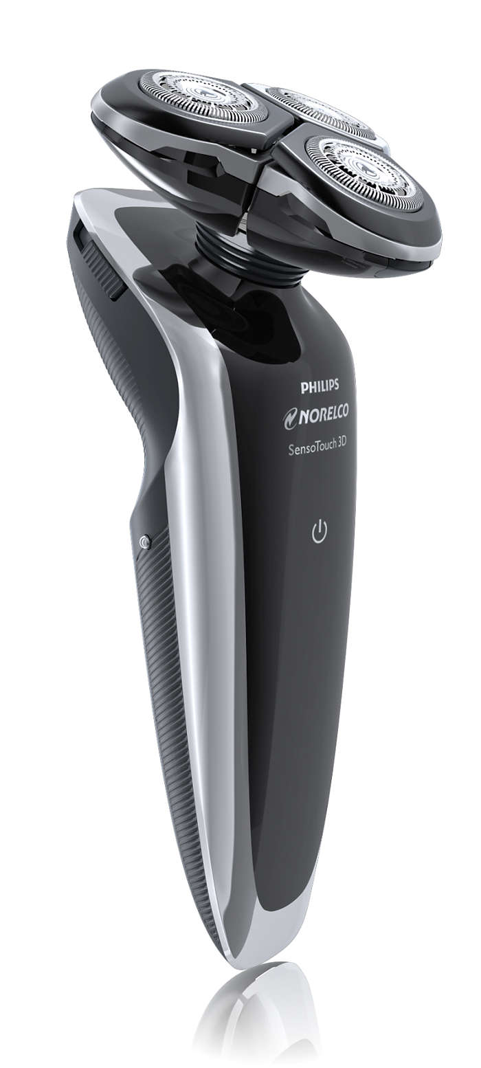 SensoTouch 3D — Our ultimate shaver