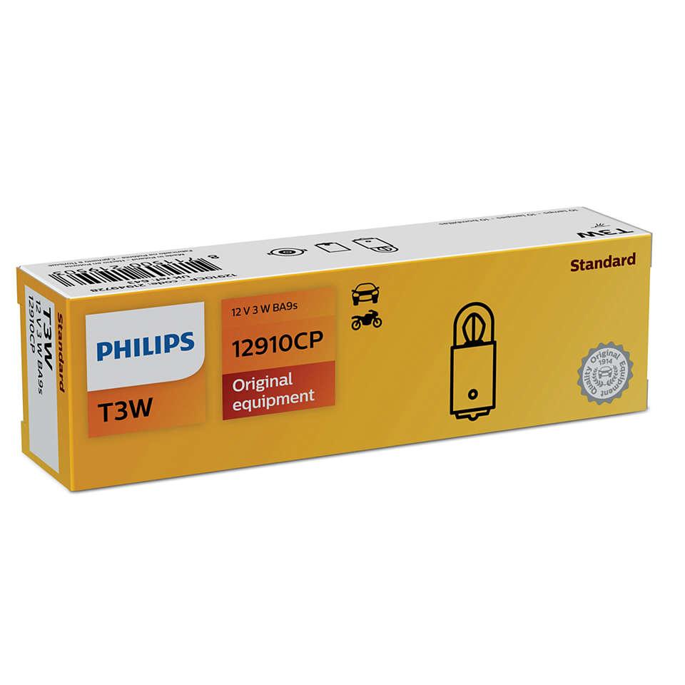 Vision Standard Signal und Innenbeleuchtung 12910CP | Philips