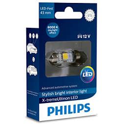 X-tremeUltinon LED interior car light
