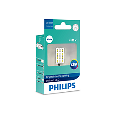 12957ULWX1 -   Ultinon LED Interior light bulb