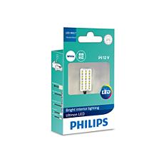 12957ULWX1 Ultinon LED Bóng đèn nội thất xe