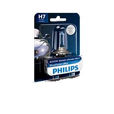 12972BVUB1 BlueVision ultra car headlight bulb