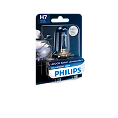12972BVUB1 BlueVision ultra Headlight bulb