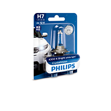 12972CVB1 CrystalVision Headlight bulb
