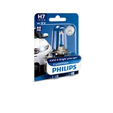12972CVB1 CrystalVision Headlight bulb