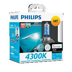 12972CVS2 CrystalVision Headlight bulb