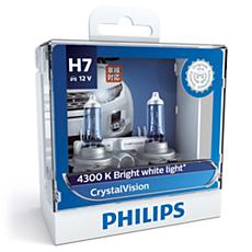 12972CVSM CrystalVision 車頭燈燈泡