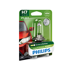 12972LLECOB1 -   LongLife EcoVision car headlight bulb