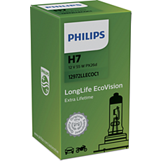 12972LLECOC1 -   LongLife EcoVision Fahrzeugscheinwerferlampe