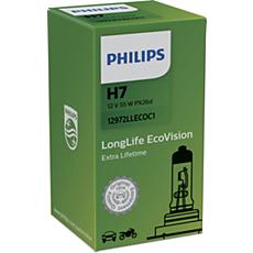 12972LLECOC1 LongLife EcoVision car headlight bulb