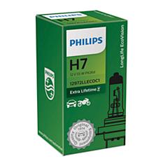 12972LLECOC1 LongLife EcoVision Headlight bulb