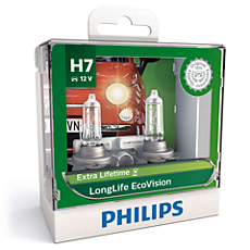 12972LLECOS2 LongLife EcoVision 自動車用ヘッドランプ