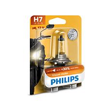 12972PRBW Vision Moto Motorradscheinwerferlampen