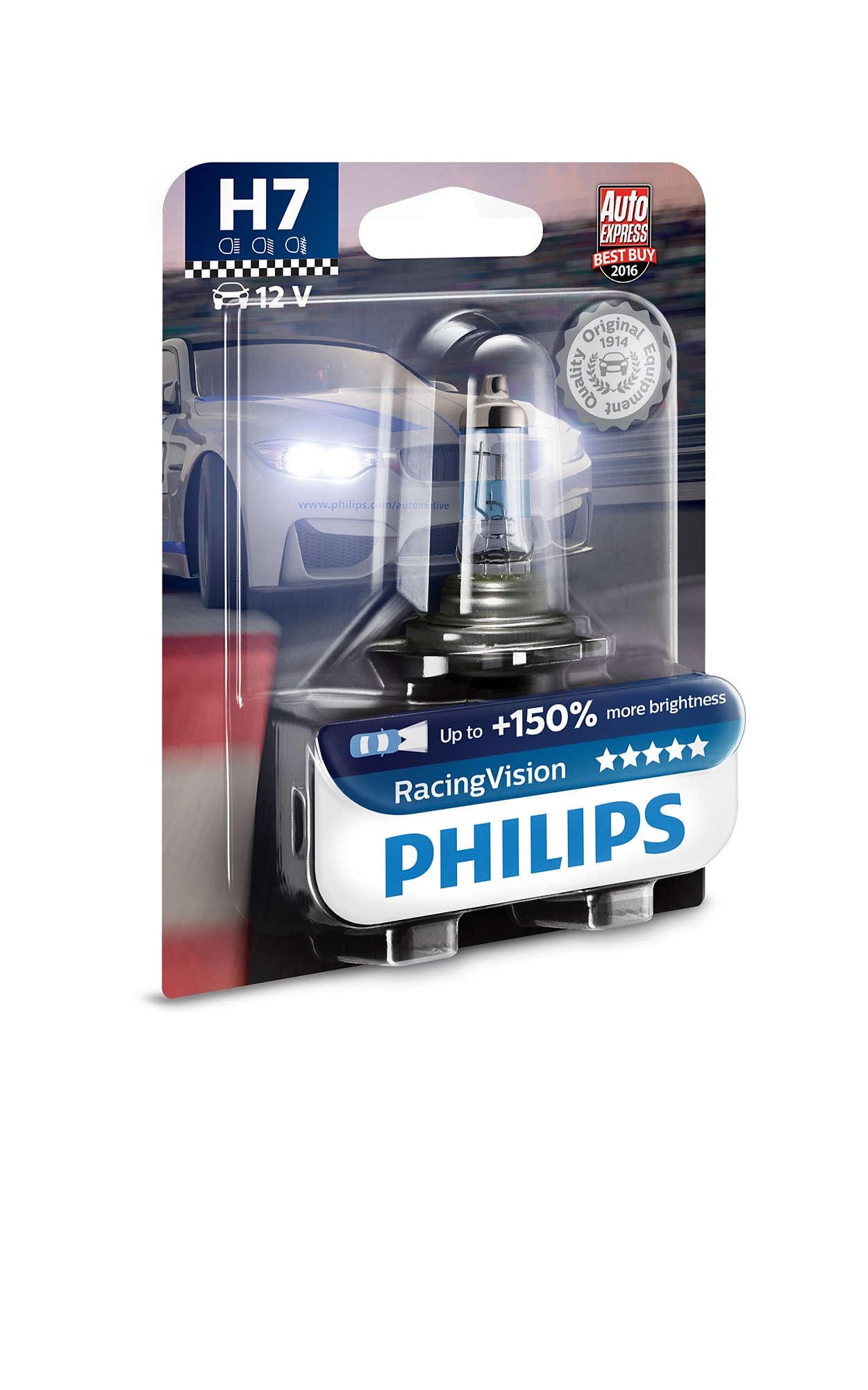 Tal vez la lámpara halógena más potente jamás creada