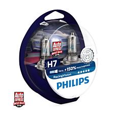 12972RVS2 -   RacingVision car headlight bulb