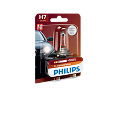 12972XVB1 X-tremeVision Headlight bulb