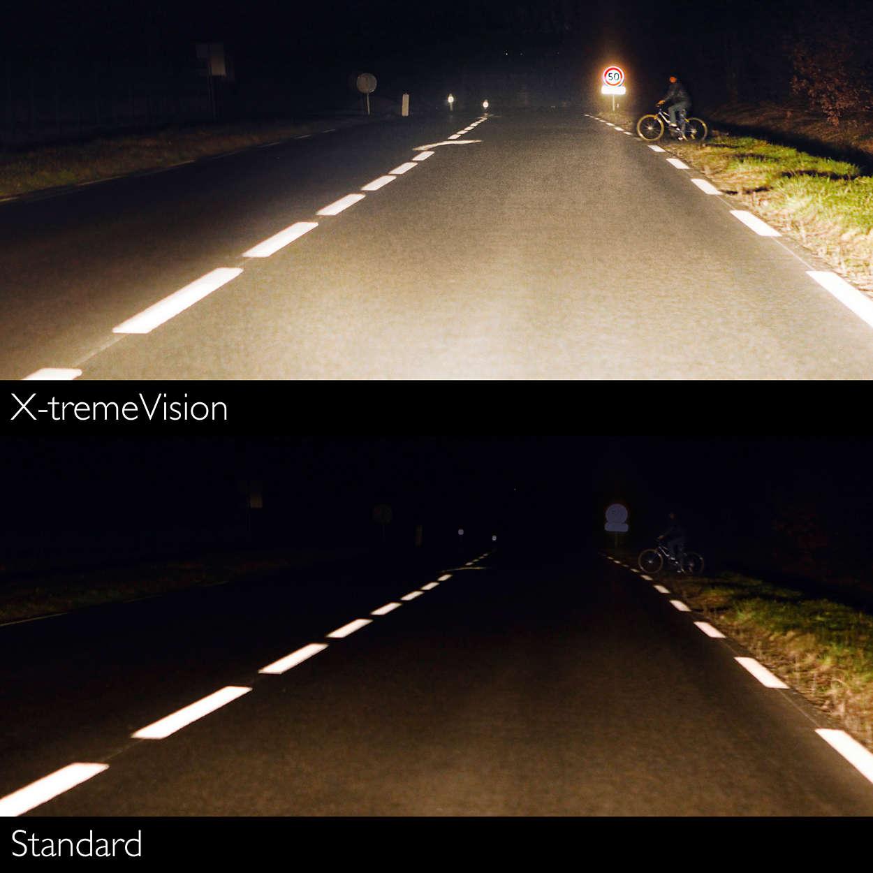 93749b594aeba X-tremeVision car headlight bulb 12972XVB1