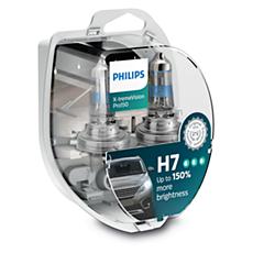 12972XVPS2 X-tremeVision Plus Headlight bulb