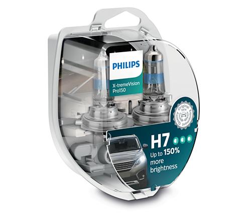 Chuyên bán đèn xe hơi Philips halogen tăng sáng và LED tăng sáng - 5