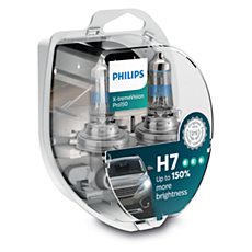 12972XVPS2 X-tremeVision Plus 車頭燈燈泡