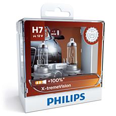 12972XVS2 X-tremeVision Headlight bulb